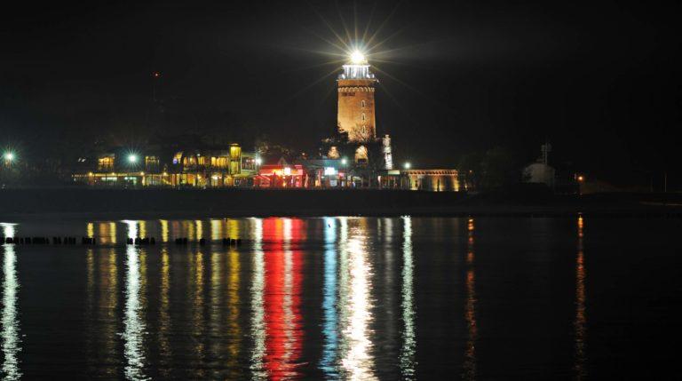 Leuchtturm in Kolberg