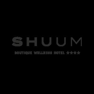 logo hotelu shuum