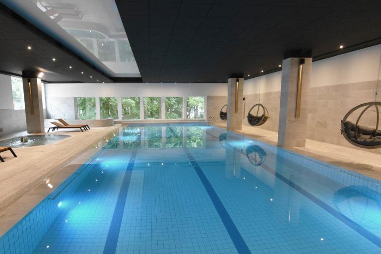 Pools, Spa-Zone