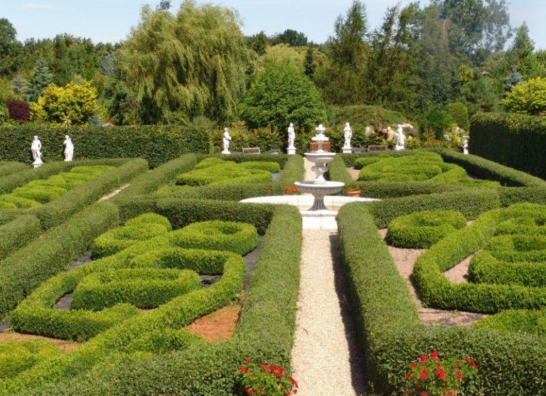 Gärten Hortulus, Dobrzyca